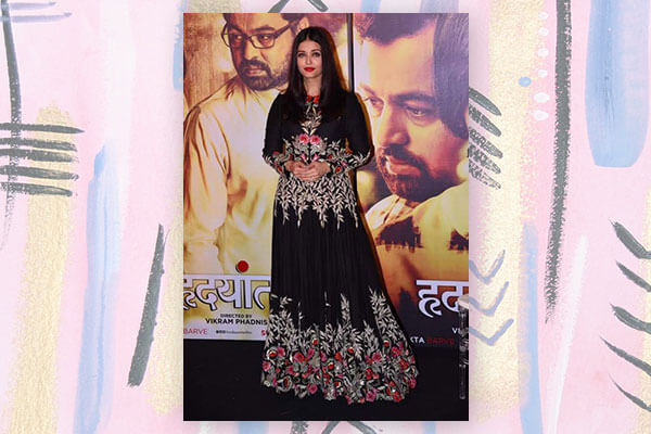 bollywood celeb aishwarya rai bachchan fashion look