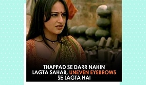 5 Bollywood dialogues tweaked for the beauty obsessed makeup ke diwani that you are