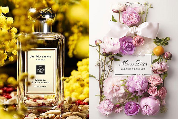 Our Diary of the Lux Fragrance Experience in France