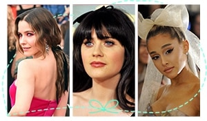 All the celeb inspiration you need to rock a hair bow