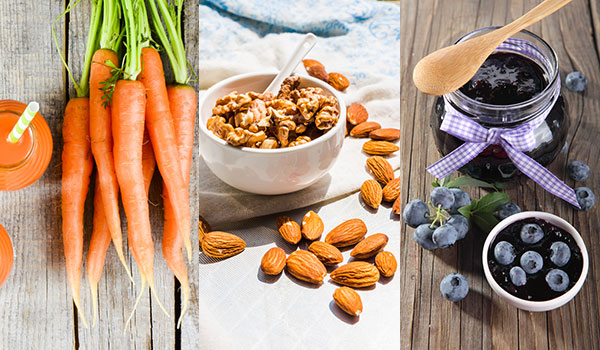 BRAIN-BOOSTING FOODS TO HELP YOU EXCEL AT WORK