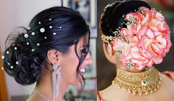 5 bridal bun hairstyles that you will be seeing everywhere this shaadi season