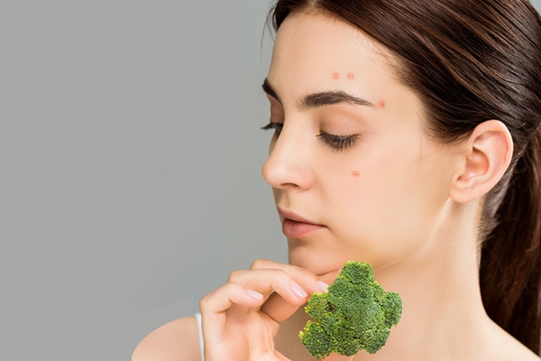 Benefits of using broccoli for skin