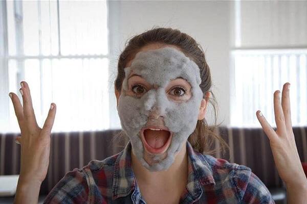 Bubble masks