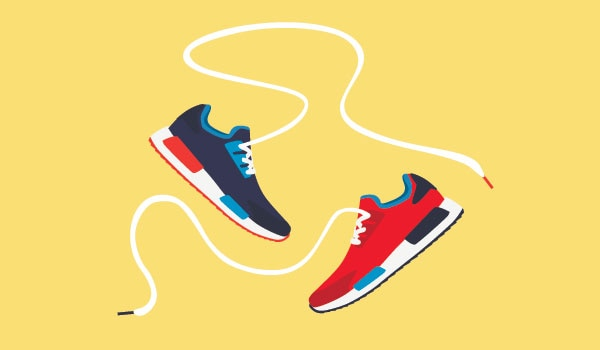 BUYING NEW RUNNING SHOES? KEEP THESE 4 THINGS IN MIND