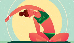 Can yoga really help you get good skin?