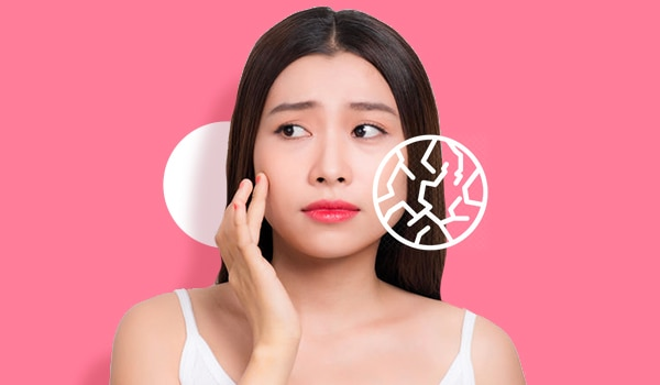 Dry patches on the face: causes, treatments and expert tips on how to prevent it