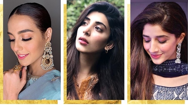 This Eid we are turning to Pakistani celebrities for festive makeup inspo