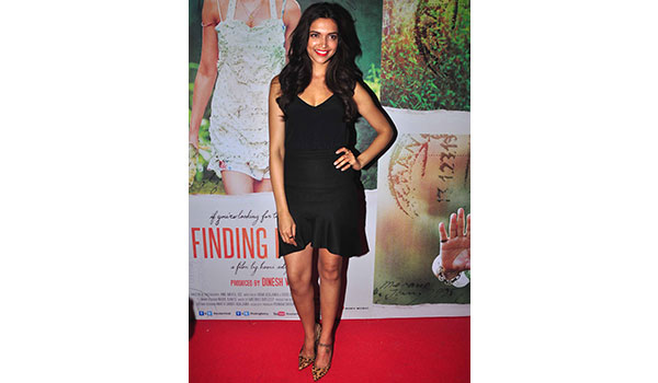 CELEBRITIES AT THE 'FINDING FANNY' SCREENING