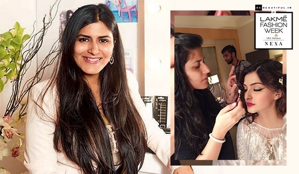 BB Exclusive: Celebrity makeup artist Namrata Soni reveals how she is managing last minute slip-ups before the LFW W/F 19 shows