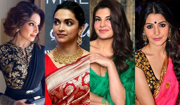 Celeb Inspired Hairstyles To Complement Your Saree This