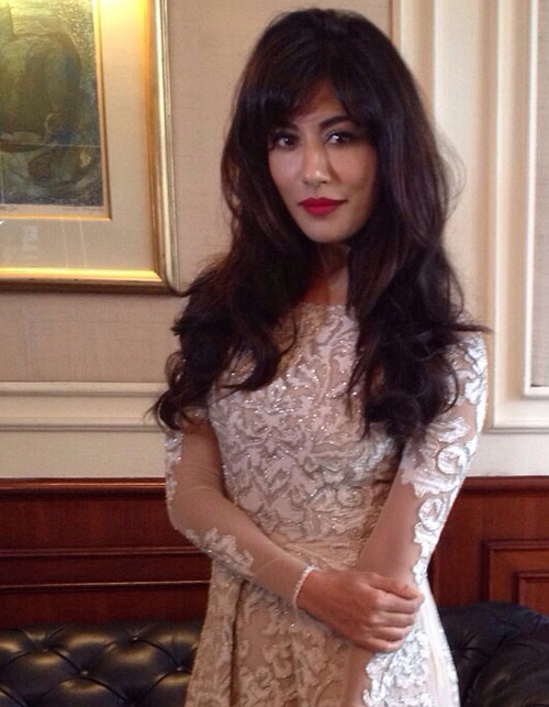 DECODING CHITRANGADA SINGH'S GLAM LOOK