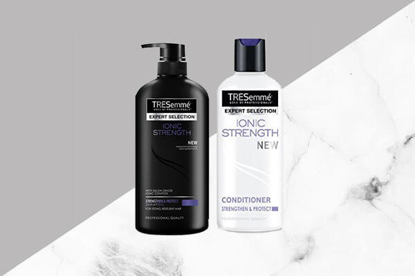 TRESemme Ionic Strength Shampoo and Conditioner