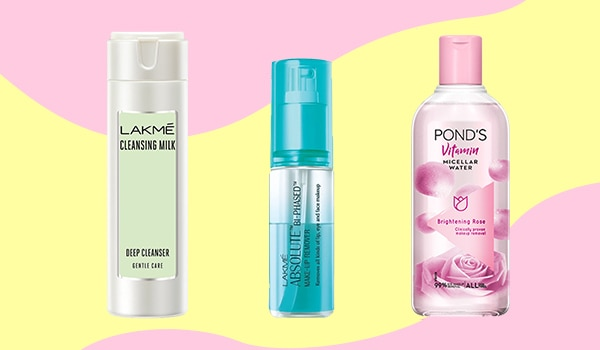 Cleanser, micellar water and makeup remover: What exactly is the difference?