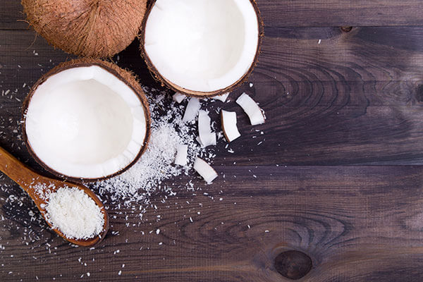 Coconut Milk for Nourish Hair
