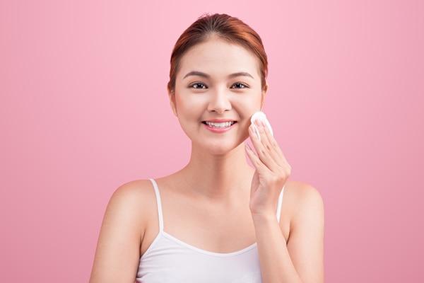 Tone your skin