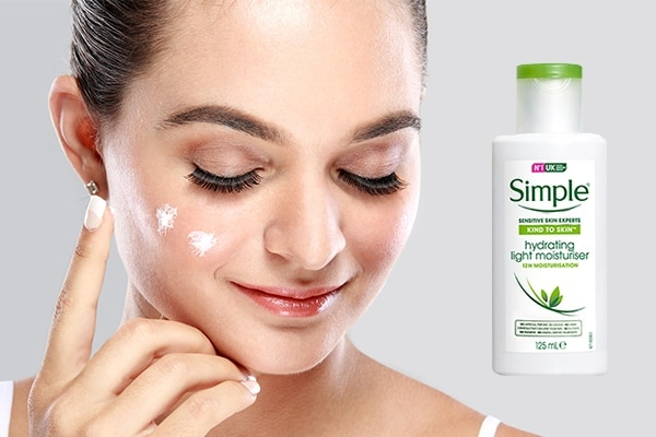 Never forget to moisturise