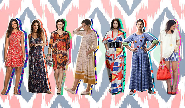 6 CONTEMPORARY WAYS TO WEAR IKAT FABRIC