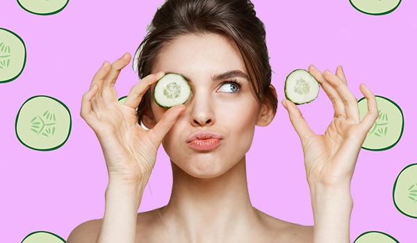 Cool ways to use cucumber for your best skin ever