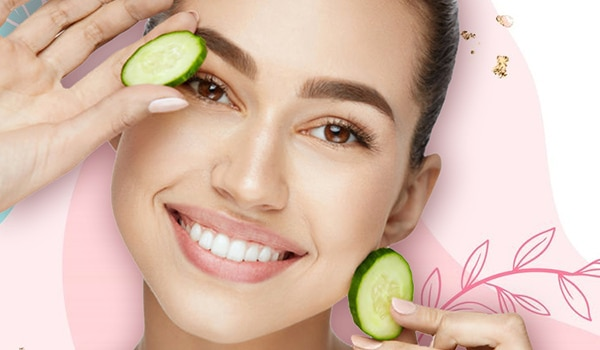 Cucumber is the cooling ingredient your skin needs to battle the October heat