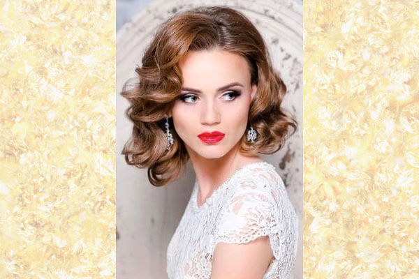 3 Wedding Hairstyles For Short Hair