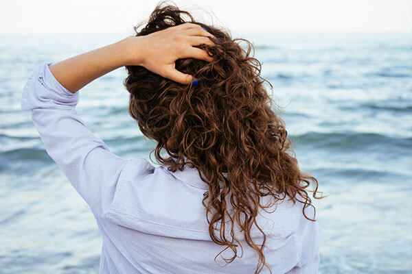 What's the fuss about curly hair?