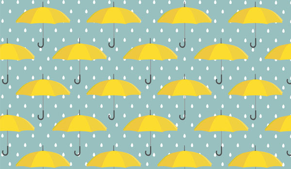 6 CUTE UMBRELLAS THAT WILL SAVE YOU ON A RAINY DAY
