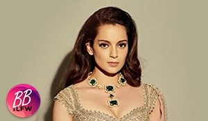 Decoding showstopper Kangana Ranaut's magnificent makeup look from day 4 of the Lakmé Fashion Week S/R '19