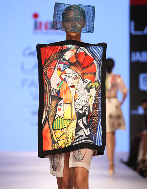 DECODING SALITA NANDA'S PICASSO INSPIRED 'DEMOISELLES'COLLECTION
