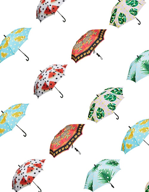 DELICIOUS UMBRELLAS YOU'LL BE CARRYING WELL AFTER THE MONSOONS