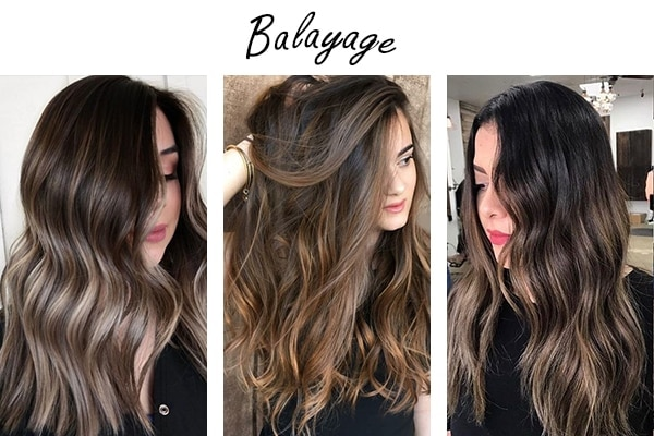 what is the difference between balayage and ombr hair. Black Bedroom Furniture Sets. Home Design Ideas