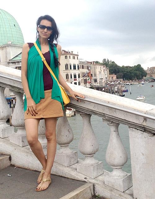 BB Exclusive—Dipannita Sharma's Italian Getaway