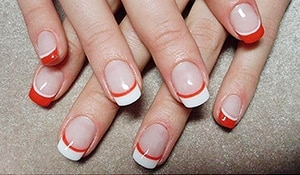 How to: Ace the double-French mani this party season
