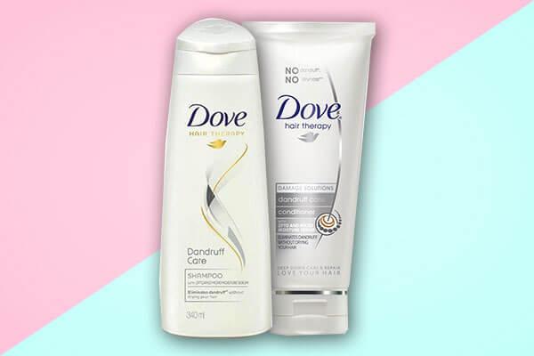 Ignoring the right shampoo