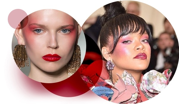 Draping makeup – Meet the coolest new trend in makeup town