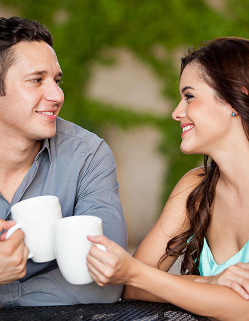 DRESSING TIPS FOR THE FIRST DATE