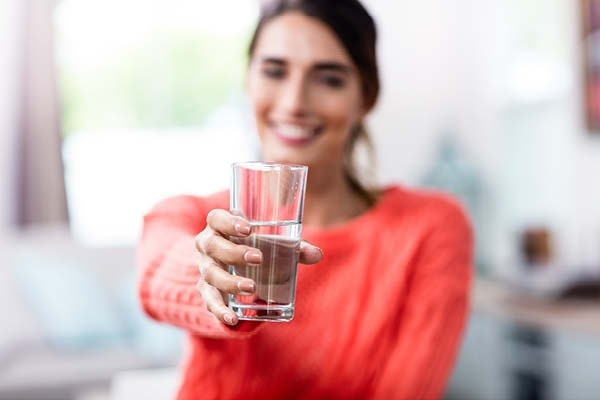 Drink more water