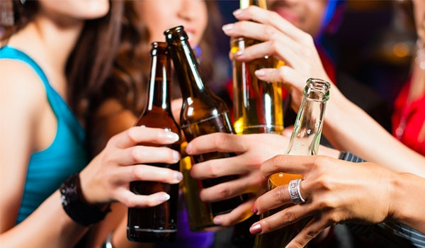 How drinking regularly affects your skin