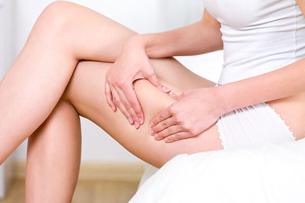 Improves the appearance of cellulite