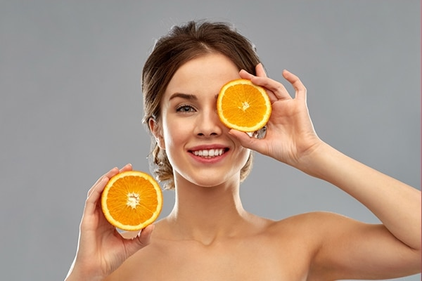 Add vitamin C to your routine