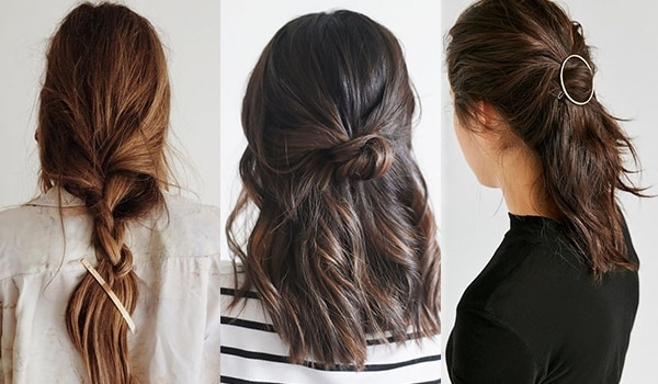 5 easy-breezy, chic hairstyles to survive summer