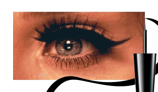 Just wing it! Master the perfect winged liner in easy steps