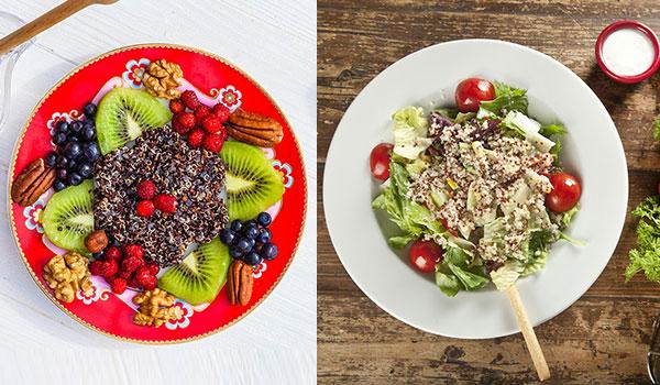 5 EASY WAYS TO EAT QUINOA FOR BREAKFAST