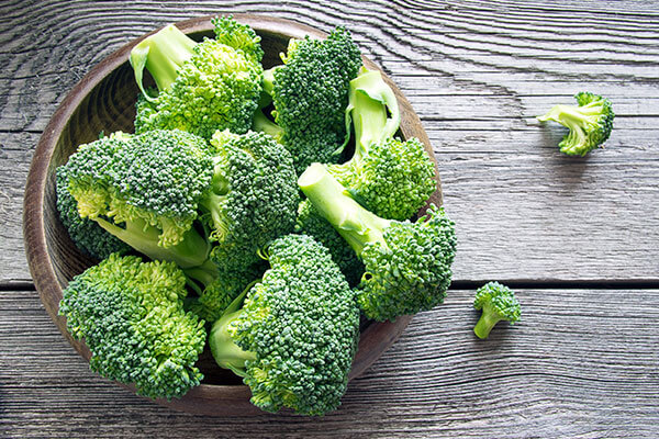 Eat more broccoli