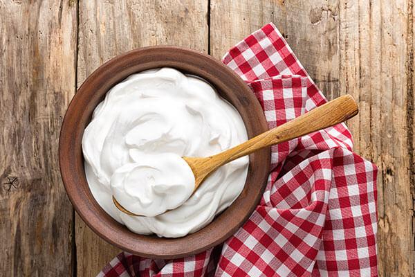 1. Yoghurt or desi dahi