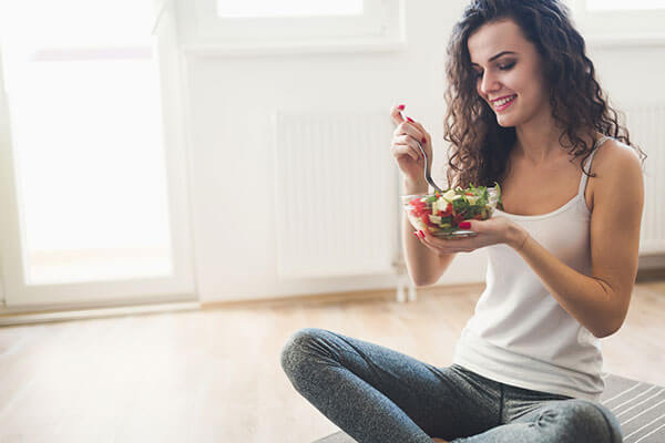 Eating the wrong post workout foods