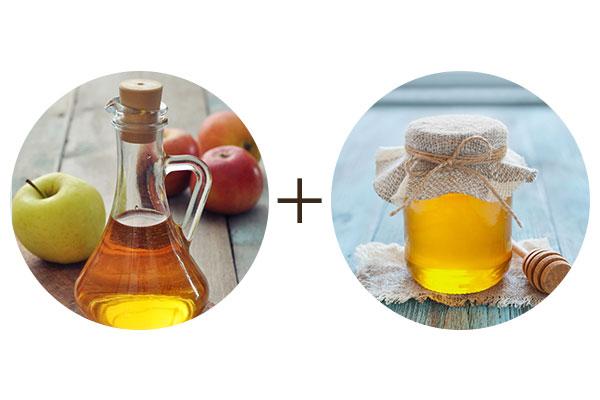 Reach out for apple cider vinegar