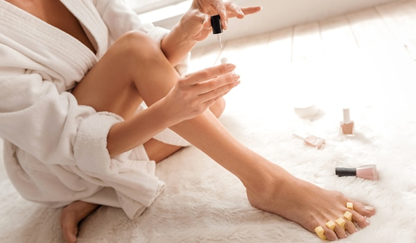 All the essentials you need for a salon-worthy pedicure at home