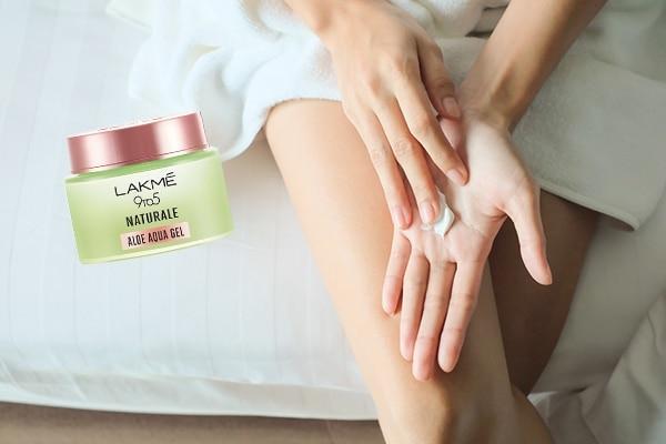 Keep skin moisturised