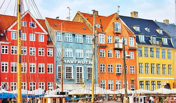 Exploring 5 Of the world's most colourful cities